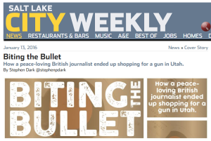 City Weekly - Biting the Bullet