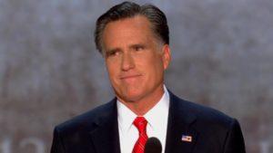 Mitt Romney speech