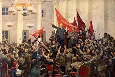 Lenin and the Revolution